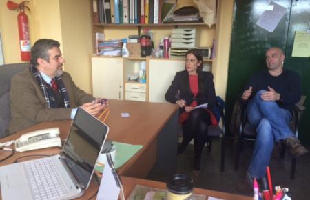 Pediremos información al Ayuntamiento sobre el nivel de ocupación del antiguo C.P Manuel Medina para la ampliación temporal del IES Roces