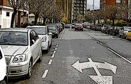 El PSOE pide al gobierno que cumpla su compromiso y que acometa la reforma integral de toda la calle Río Eo