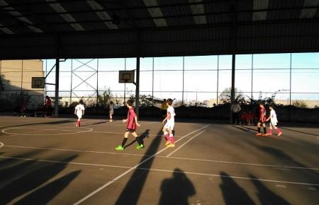 El PSOE pide habilitar una pista municipal para práctica de fútbol sala