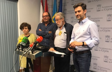 Pediremos en el Pleno la relación de bienes inmatriculados por la Iglesia en el concejo de Gijón
