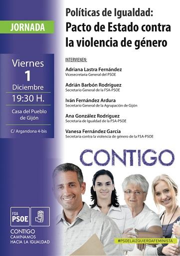 171201 Jornada_PACTO de ESTADO CONTRA LA VIOLENCIA DE GÉNERO_web