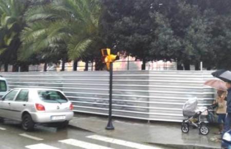 El parque de La Serena no abrirá en su totalidad hasta la próxima primavera
