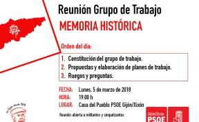180305_Grupo_Trabajo_MemoriaHistórica