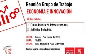 180312_Grupo_Trabajo_Economía_Innovación