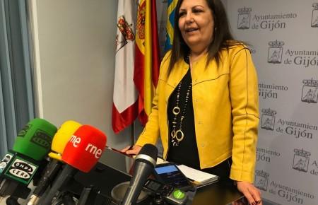 """Marina Pineda: """"Estamos prácticamente en mayo y seguimos sin tener ni una sola línea de la previsión presupuestaria del gobierno"""