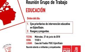 180627_Grupo_Trabajo_Educación