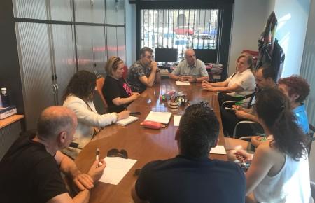 El PSOE pide incorporar la remodelación del complejo deportivo de La Calzada a inversiones previstas este año