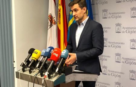 El PSOE presenta 10 medidas para un gobierno alternativo a la derecha en Gijón