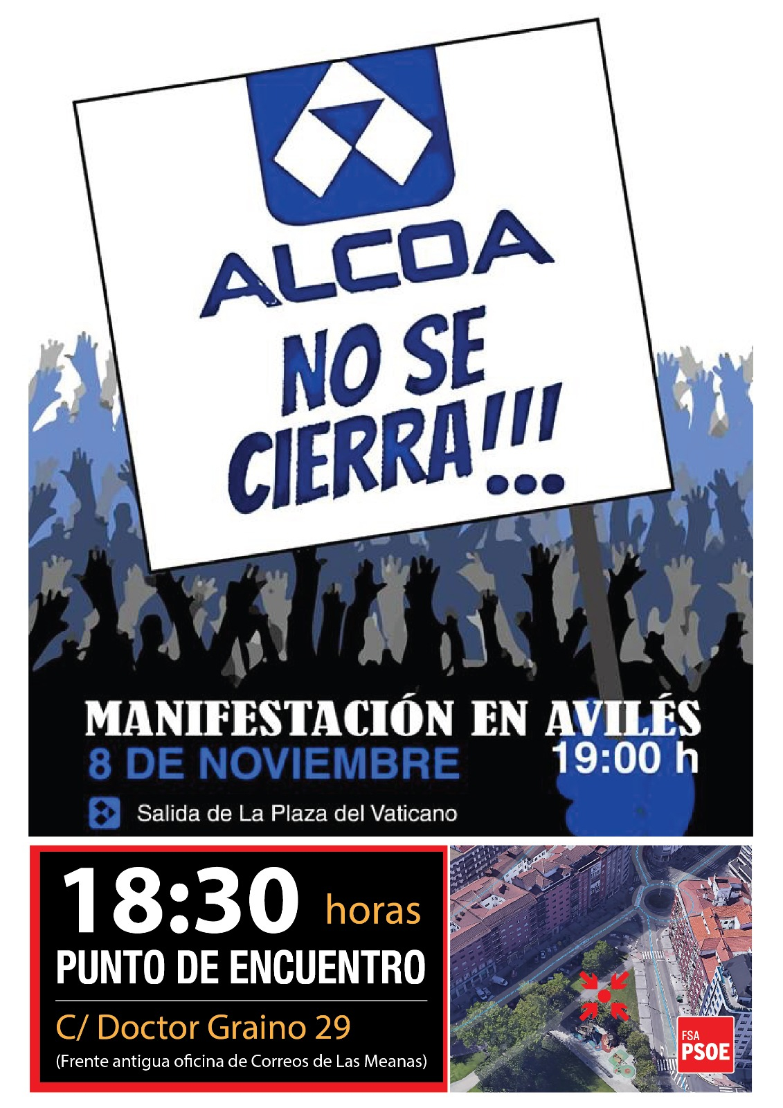 181108_Aviles_Manifestacion_ALCOA_no_se_cierra