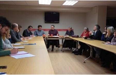 La Comisión Ejecutiva aprueba una declaración de apoyo a Blanca Cañedo