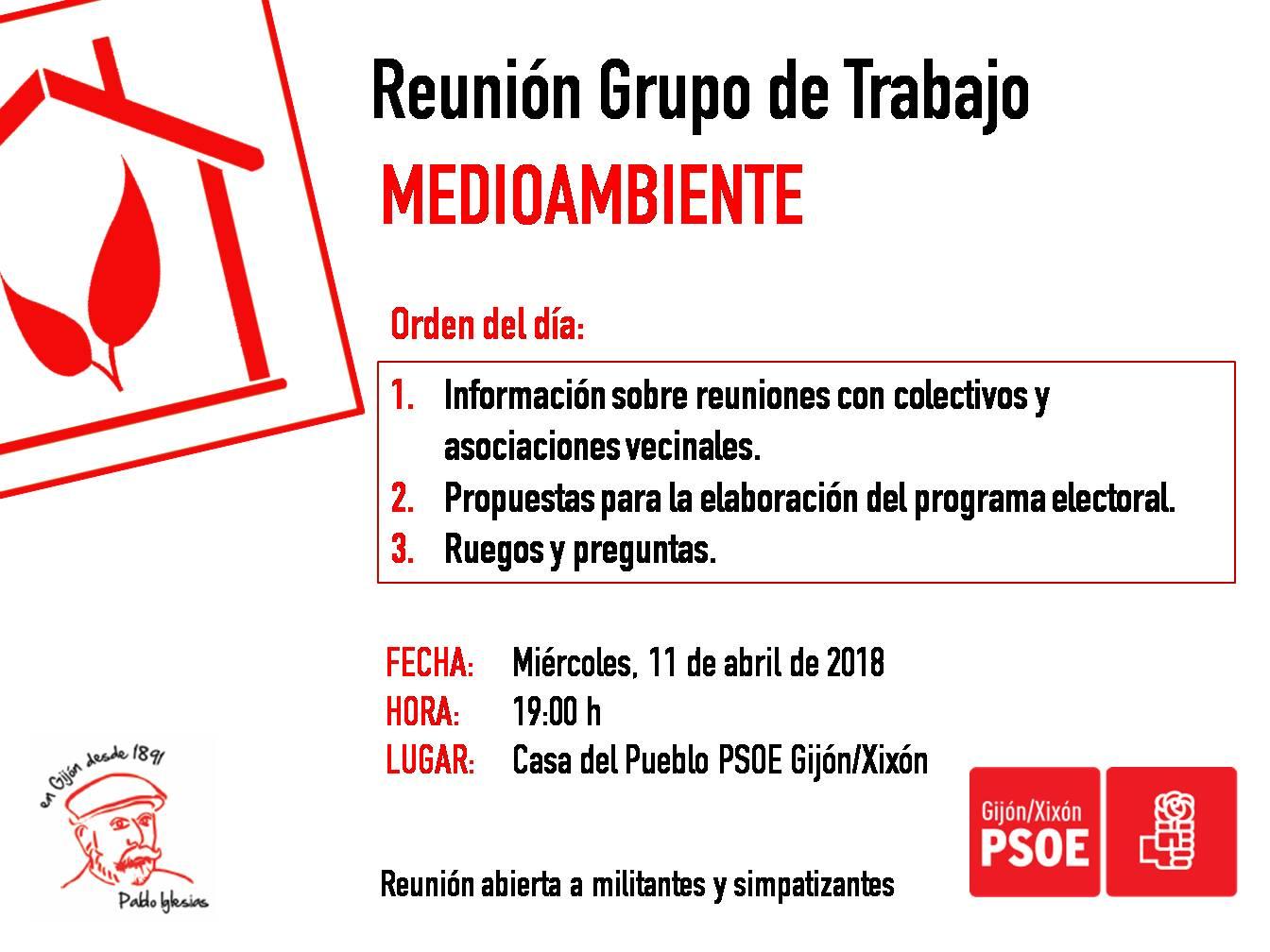 180411_Grupo_Trabajo_Medioambiente