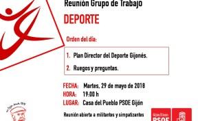180529_Grupo_Trabajo_Deporte