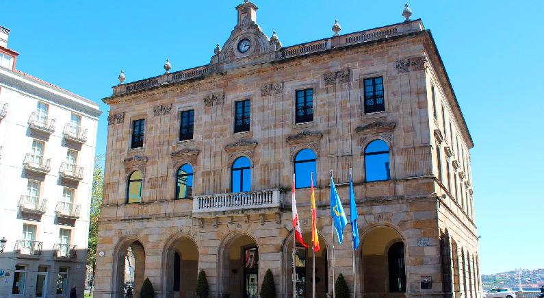 Ayuntamiento de Gijón / Xixón